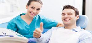 implant dentar in sector 3