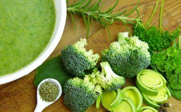 supe de crema de broccoli